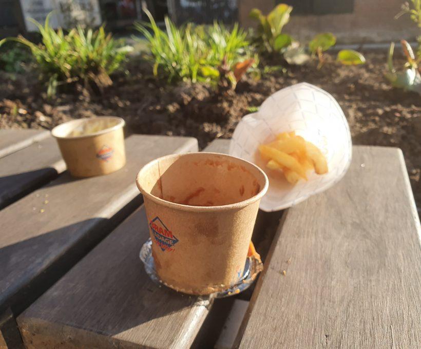 Uit eten in Coronatijd